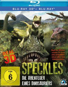 Speckles - Die Abenteuer eines Dino (3D Vers.)