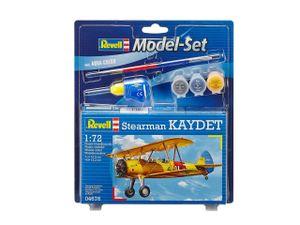 REVELL GmbH & Co.KG Model Set Stearman Kaydet 0 0 STK