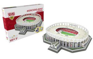 Nanostad Mercedes Benz Arena 3D Puzzle VfB Stuttgart