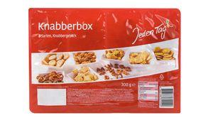 Jeden Tag Knabber- Box 300g