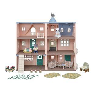 Sylvanian Families 3 huizen met accessoires Jubileum Set 35 jaar