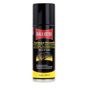 Ballistol Fahrrad-Pflegeöl Spray Bike-X-Lube 200ml - Rostschutz (1er Pack)