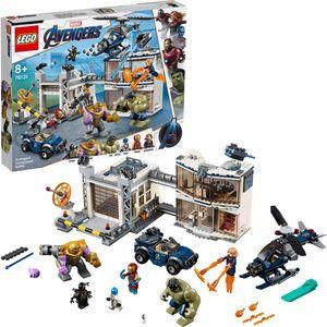 LEGO® Marvel Super Heroes™ Avengers-Hauptquartier, 76131