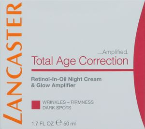 Lancaster Total Age Correction Amplified Nachtcreme 50ml