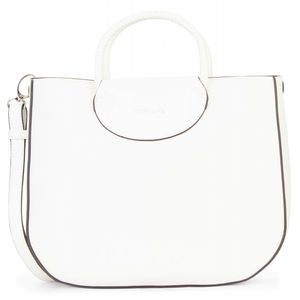 Tamaris Shopper Alexa white,  Größe in cm  31 x 12 x 25
