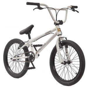 KHE COSMIC 20 Zoll BMX Rad nur 11,1kg! weiß