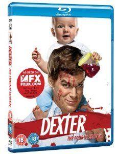 Dexter Season Staffel 4 [Bluray] UK-Import