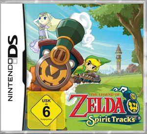 The Legend of Zelda - Spirit Tracks