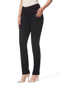 Stooker Milano Damen Stretch Jeans Hose Dark Blue  Magic Shape Effekt(46,L32)