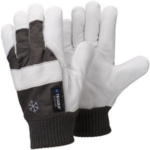 TEGERA 57 Arbeitshandschuhe Winterhandschuhe Lederhandschuhe gefüttert, Größe:11