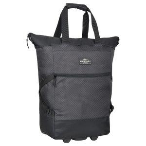 Einkaufstrolley Keanu WHEEL Trolley Shopping Damentasche Einkaufsroller Korb Shopper - Trinity Black Dots