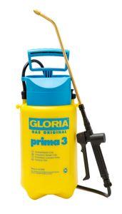 GLORIA Prima 3, Drucksprühgerät mit verstellbarer Messingdüse