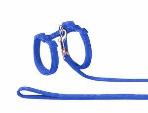 Nobby Katzengarnitur Nylon blau