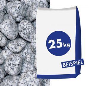 Hamann Granit-Gletscherkies Grau 40-60 mm 25 kg