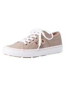 s.Oliver Damen Sneaker beige 5-5-23640-26 Größe: 40 EU