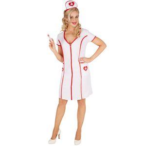 dressforfun Frauenkostüm Krankenschwester - XXL