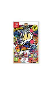 Super Bomberman R SWITCH UK multi