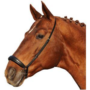 Reithalfter -Hannover-, Farbe:9100 schwarz, Größe:Pony