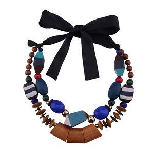 Collier Gliederkette Kette Halskette Charmes Vintagekette Trachtenschmuck