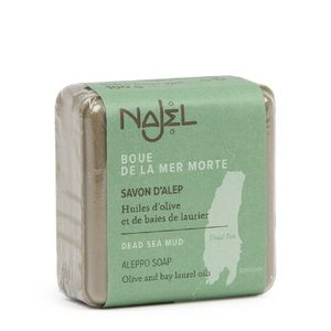NAJEL Aleppo Seife Tote Meer Schlamm 100g