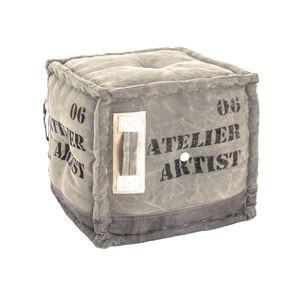 Haku Hocker vintage 15953