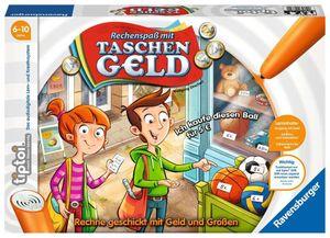 Ravensburger tiptoi® Rechenspaß mit Taschengeld