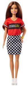 Barbie Karriere Puppe (brnett) mit berraschungs-Moden und Accessoires