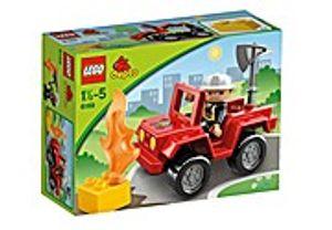 Lego 6169 Duplo Feuerwehr-Hauptmann