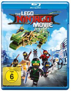 LEGO Ninjago Movie, The (BR) Min:  DD5.1WS