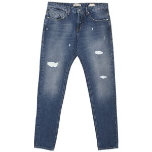20548 Mac, Ted,  Herren Jeans Hose, Stretchdenim, blue vintage, W 33 L 34