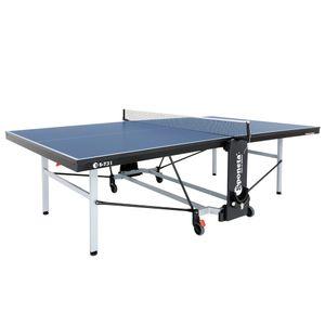 Sponeta S 5-73i Indoor-Tischtennisplatte, 22mm, blau, mit Netz; 205.7110/L