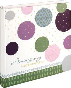 Walther Amazing Memories   30x30 100 S. Buchalbum grün     MX485A
