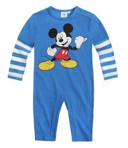 Disney Mickey Babyanzug blau(3M) (18M blau)