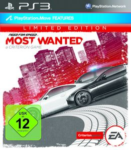 Need for Speed - Most Wanted 2012 (Limited Editi