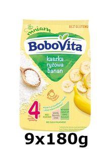 GroßhandelPL Reis Bobovita Brei Baban nach 4 Monaten 9x180g