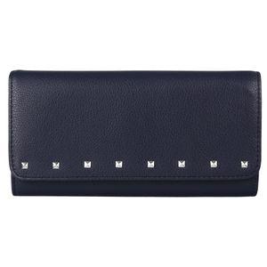 s.Oliver Geldbörse Portemonnaie Geldbeutel Brieftasche Börse 39.910.93.5565, Farbe:Dunkelblau