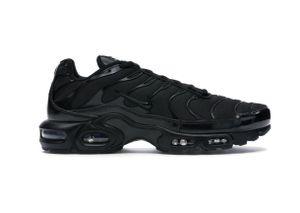 Nike Air Max Plus TN EUR Gr.40 Schuhe Sneaker NEU Herren Schwarz