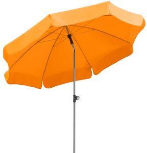 Schneider Sonnenschirm LOCARNO 200/8 mandarine 716-75