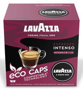 Lavazza A Modo Mio Eco Kapseln Espresso Intenso 120g, 16 Kapseln