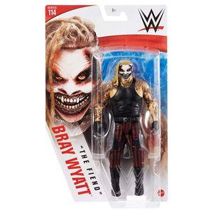 Mattel GTG05 - WWE - Wrestling Figur, 'The Fiend' Bray Wyatt