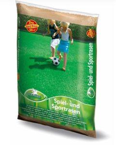 Pegasus Spiel und Sportrasen 2kg Rasen Mischung für ca. 50qm