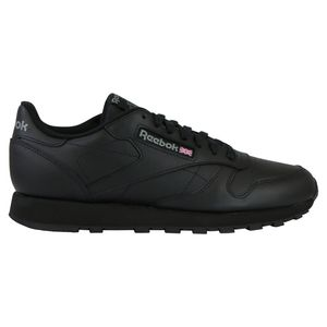 Reebok Classic Leather Sneaker Schwarz 2267, Größenauswahl: 37,5