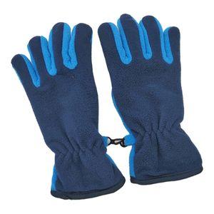 Kinder Wasserdicht Winddicht Thermische Skihandschuhe Schneesporthandschuhe Blau M Handschuhe wie beschrieben Volle Finger