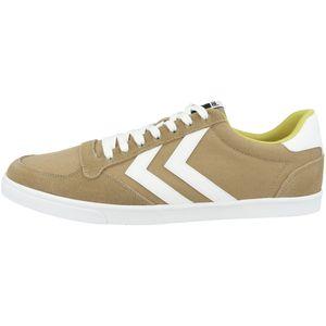 Hummel Sneaker low braun 44