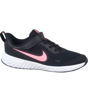 Nike Revolution 5 (Psv) Black/Sunset Pulse Black/Sunset Pulse 35