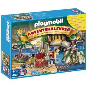 PLAYMOBIL 4164 Adventskalender Edition 22 Piraten-
