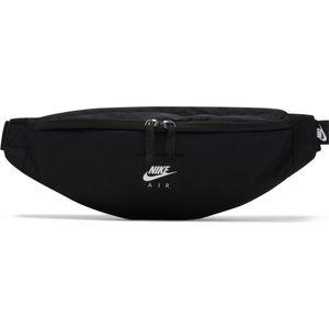 Nike Nk Heritage Hip Pack - Nk Air Black/Black/White -