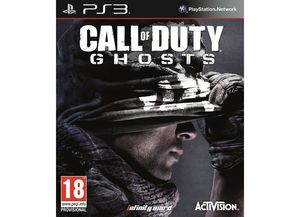 Activision Call of Duty: Ghosts, PS3, PlayStation 3, Multiplayer-Modus, M (Reif), Physische Medien