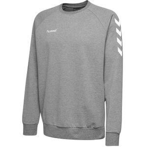 Hummel Go Baumwolle Sweatshirt, XL, Herren