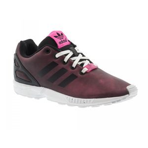 adidas Sneaker ZX Flux K Gr.6 [39 1/3] cblack-shock pink